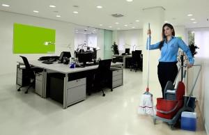 офисная уборка в москве