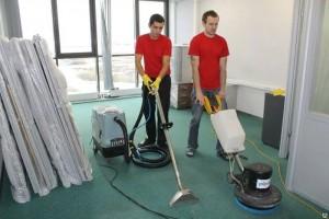 уборка помещения после ремонта сколько стоит