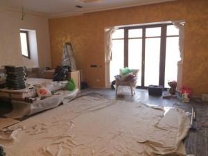 особенности уборки коттеджей после ремонта