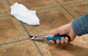 как очистить линолеум своими руками